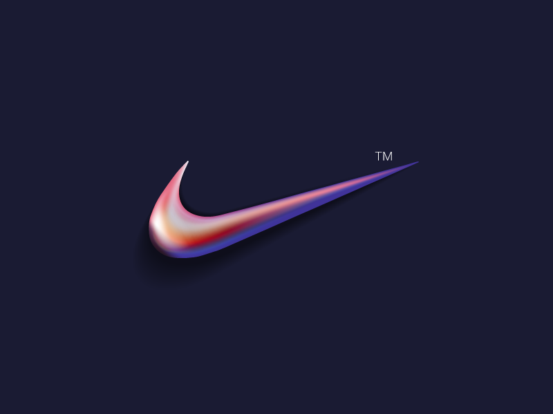 Nike logo by AsbeenDesign - Dribbble
