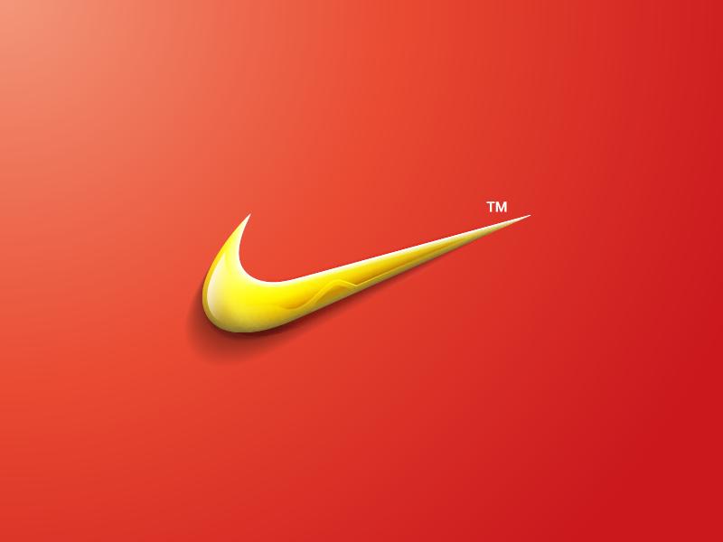 Nike logo by AsbeenDesign - Dribbble