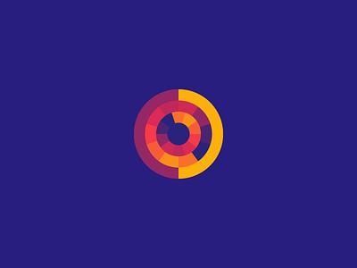 CC Abstrat logo powerfull c geometric abstract logo design brand mark asbeendesign freelance work