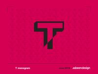 T Monogram