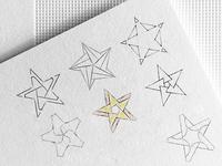 Star Sketching