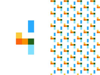 4 Dribbblers Invites typography monogram minimalist mark logo invites invitation identity icon geometric dribbble design brand