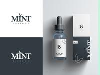 Mint Cannabis Co Logo