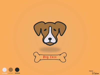 Dog Face cute puppy puppy face puppy logo puppy dogggy logo sweet dog dog stylish design dog design stylish dog dog vector dog art minimalist logo unique logo flat logo dog animal logo cartoon logo doctor cartoon logo dog face dog logo