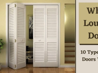 What is Louvered Doors  Its 10 Types with Pros and Cons louvered doors louvered doors