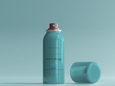 Deodrant design product design graphic design branding