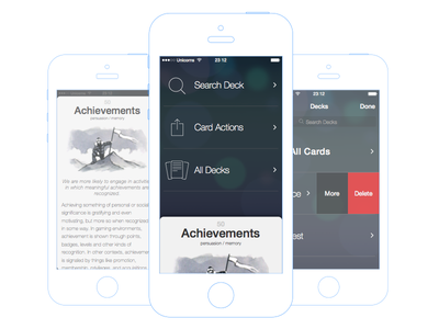 Mental Notes for iOS