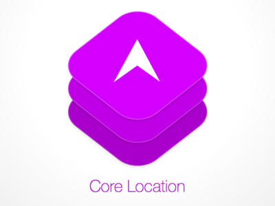 Core Location ios sketch