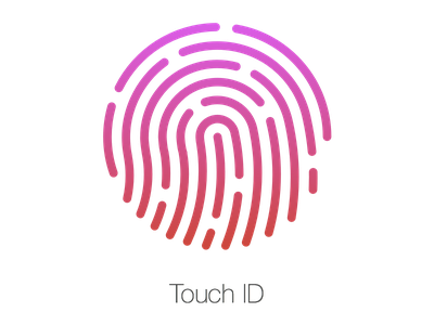 Touch ID - Sketch ios sketch touchid