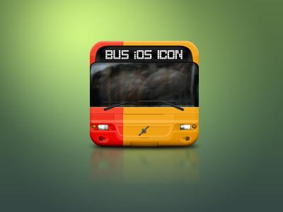 Bus iOS icon