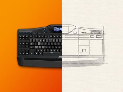 Gaming Keyboard Concept