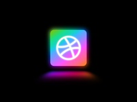 Dribbble iOS 8