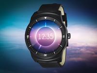 Clockface Smartwatch