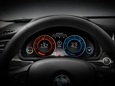 Speedometer Concept