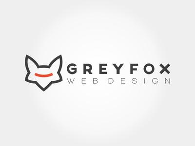 Grey Fox Web Design Logo