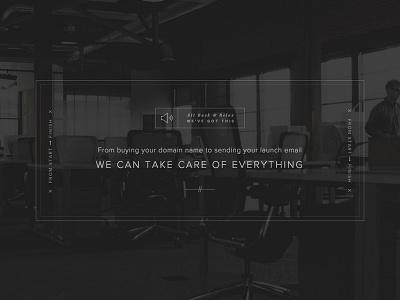 Grey Fox Web Design Callout boxed strikethrough underline border double border grey quote callout css website typography