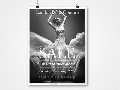 Sale Poster