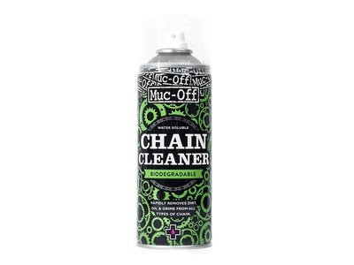 Muc-Off Chain Cleaner cycle can cogs bike bicycle aerosol muc-off product vector litho design cleaning