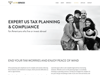 Us Tax Services Homepage