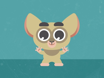 Linguoo Character branding vectorillustration vectordesign vector art characterdesign character animal design digital procreate digital painting digital art digitalart illustration children