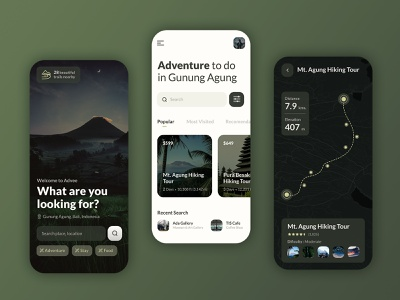 Travel Map App photoshop interface interaction figma debut product design ux minimal vacation tourism adventure map travel design ui ux application app mobile ui mobile