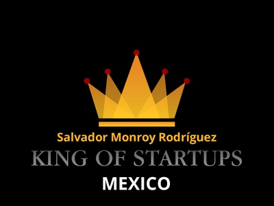 Logo Salvador Monroy Rodríguez logo design logo