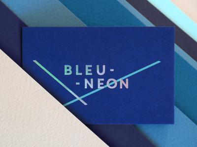 Brand new business card personal branding studio double rainbow rainbow foil identity