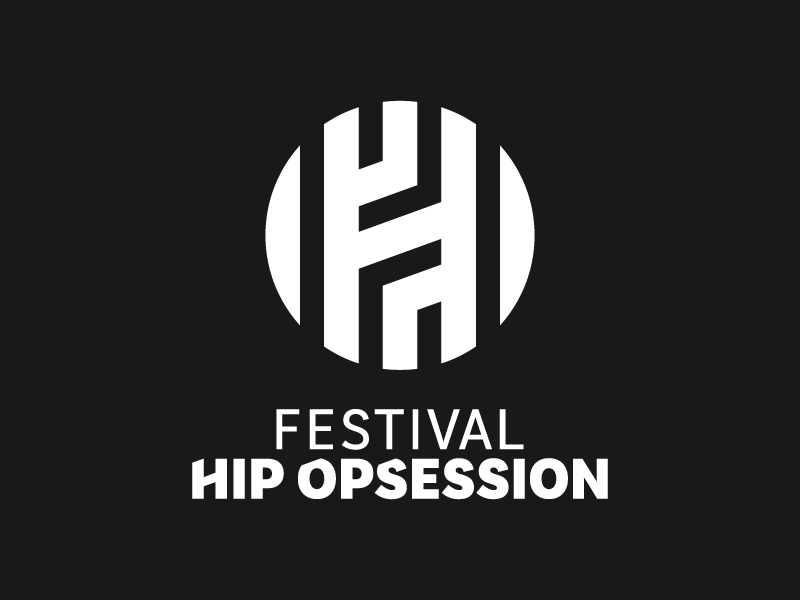 Hip Hop festival logotype by Bleu Neon on Dribbble