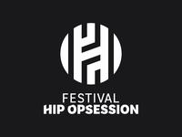 Hip Hop festival logotype