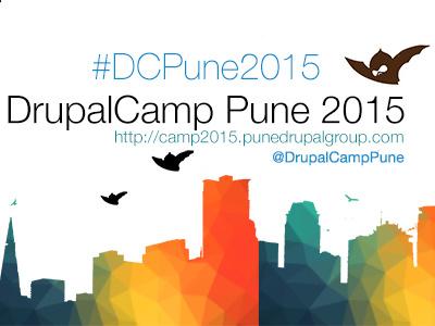 Drupal camp pune Banner