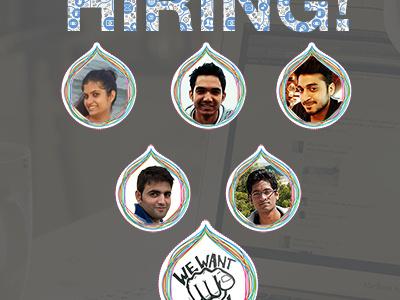 Acquia Hiring Poster