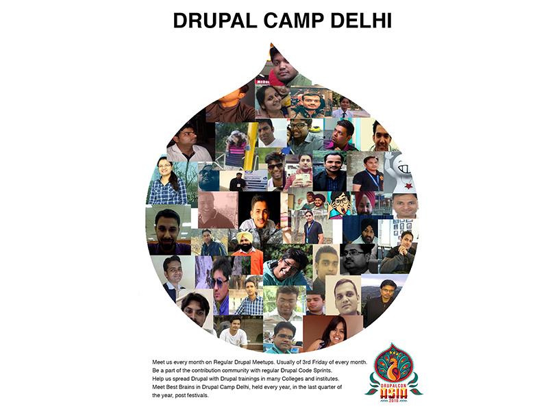 Drupalcampdelhi