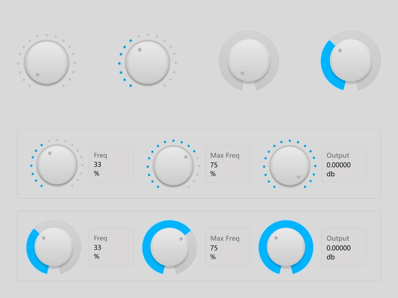 Audio Processor UI