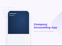 Accounting App Design