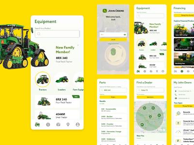 Agriculture Equipment App