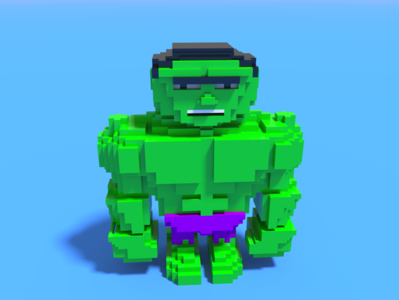 We have a hulk