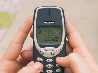 Lx on Nokia nokia app april select menu ui