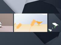 Free Origami Desktop Wallpapers