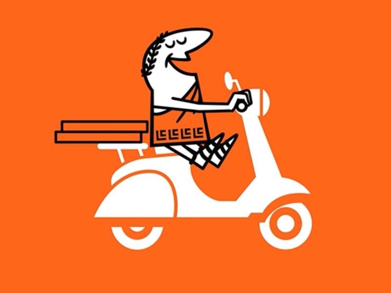 Little Caesar's Mobile Ordering App ux ui app design app