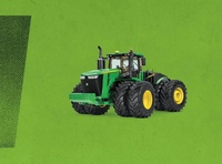 Plains Equipment Branding & Print Strategy - John Deere marketing print design branding agency