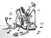 Puma Sketch