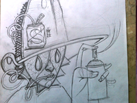 Sprite Sketch
