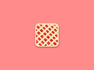 #005 // App Icon ui pie app icon daily ui 005 dailyui