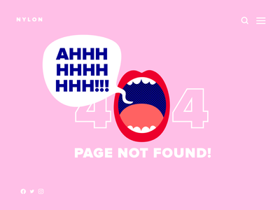 #008 // 404 page sketchapp daily ui 008 404 error page ui dailyui