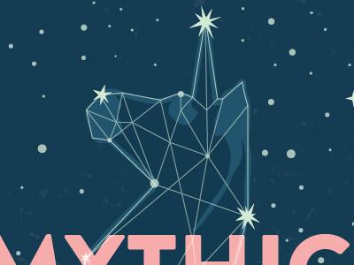 The Mythical Invitational constellation stars unicorn