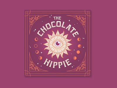 The Chocolate Hippie self care wellness eye moon sun podcast hippie