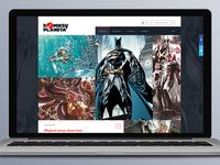 E-comerce Web Page