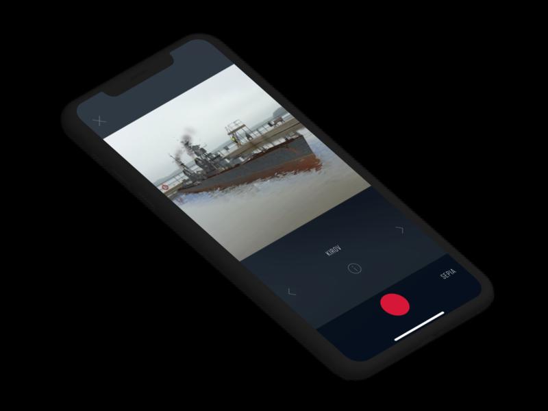 Port Up web design ux ui