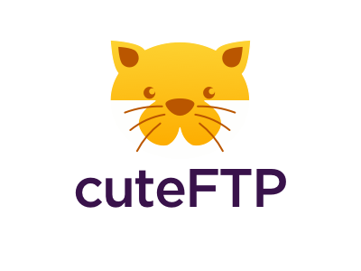CuteFTP redesign exercise redesign logo exercise practice