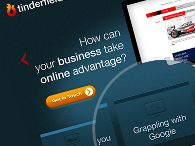 UK interactive agency proposal web interface web design interface design ux ui
